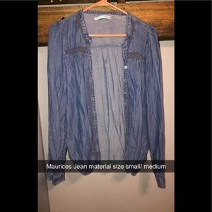 Women's Maurices Tops